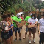 UPG Axe Salvador - In Action